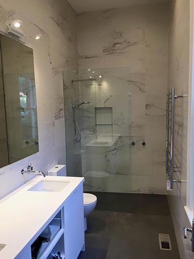 Cbk bathroom renovations in sydney professional design for Bathroom companies sydney