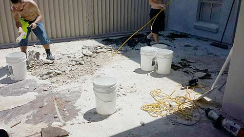 Concrete cancer treatment in Sydney